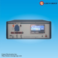 Lisun EFT61000-4 EFT Immunity Measurement which has build-in 20A with 3 phases 5 wires coulpling and decoupling network