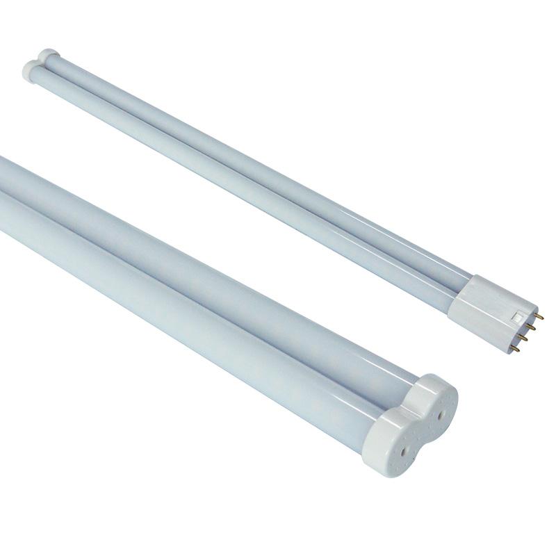 CUL&U-L/CE/RoHS listed china price 4 pin 2g11 led tube light 23W 2g11 pll light