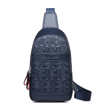 2019 New bag Men Chest bag Crossbody bag Black