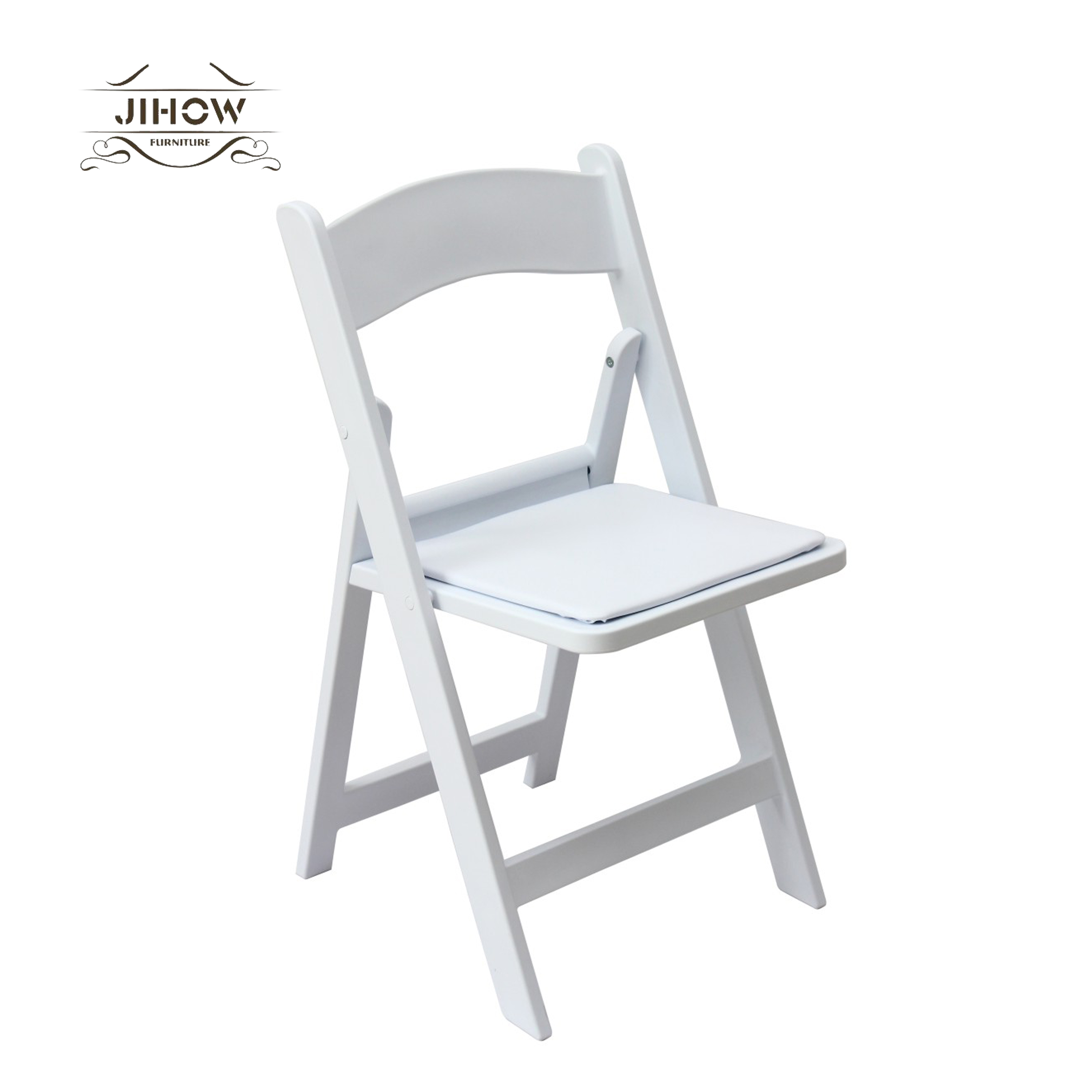 Groovy China Padded American White Resin Folding Chairs For Wedding Buy American Chair White Wedding Folding Chairs White American Folding Chair Product On Squirreltailoven Fun Painted Chair Ideas Images Squirreltailovenorg