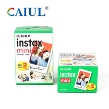 20 fogli Twin Pack Versione Fujifilm Instax Mini Film per Instax Mini 8/9