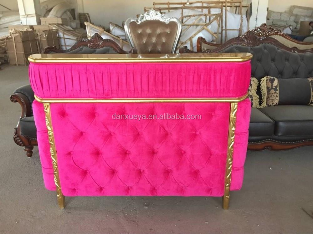 Danxueya Salon Master Chair Beauty Salon Pink Pedicure