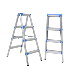 Good price colored step ladder Aluminum 4 Step Ladder Made In China