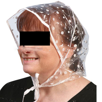 6f48e18f19d Promotional Fashion Plastic Rain Bonnet Wholesale - Buy Rain ...