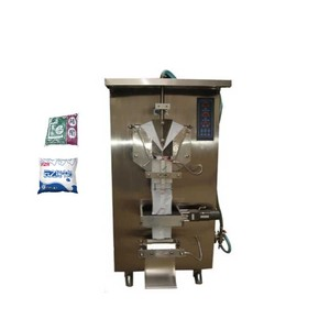 50-500 ML sachet water filling packing machine used in the production of portable packaged drinking water and beverages