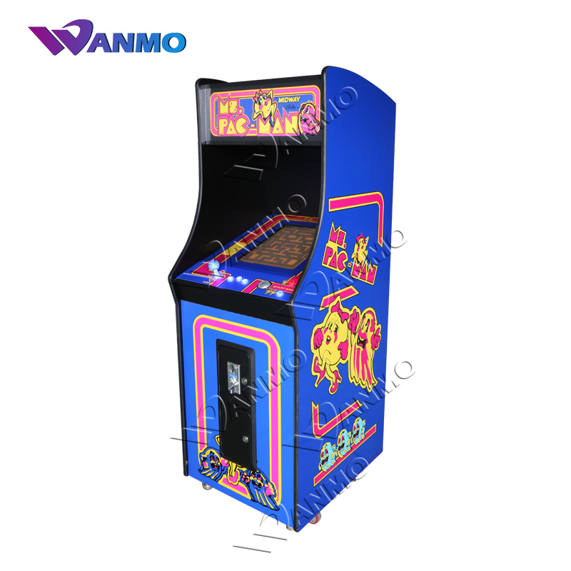 Wholesale Stand Up 19 Inch Lcd Arcade Cabinet Ms Pacman Upright ...