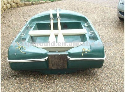 Plastica rowing boats