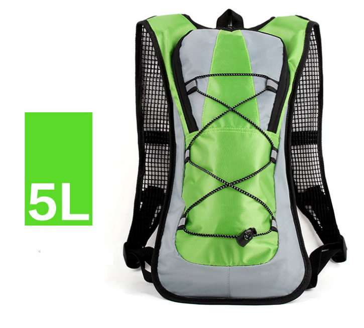 Hydration <strong>Backpack</strong> With 2 Liter Water Bladder Fits Men & Women