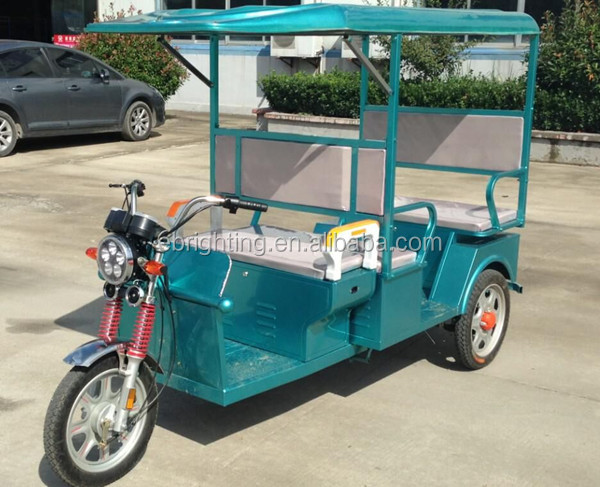 2015 Hot 48v 800w Cng Auto Rickshaw/battery Rickshaw /electric ...