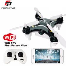 2016 FQ777 954 RTF Drone Dron Quadrocopter The Eyes RC Quadcopter Nano WIFI Drone with Camera 720P FPV 6AXIS GYRO Mini Drone RTF
