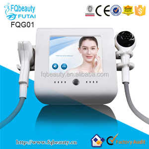 Mini Portable Focus RF Thermal Skin Tightening Facial Lift Wrinkle RF Beauty Spa RF Machine FQG01