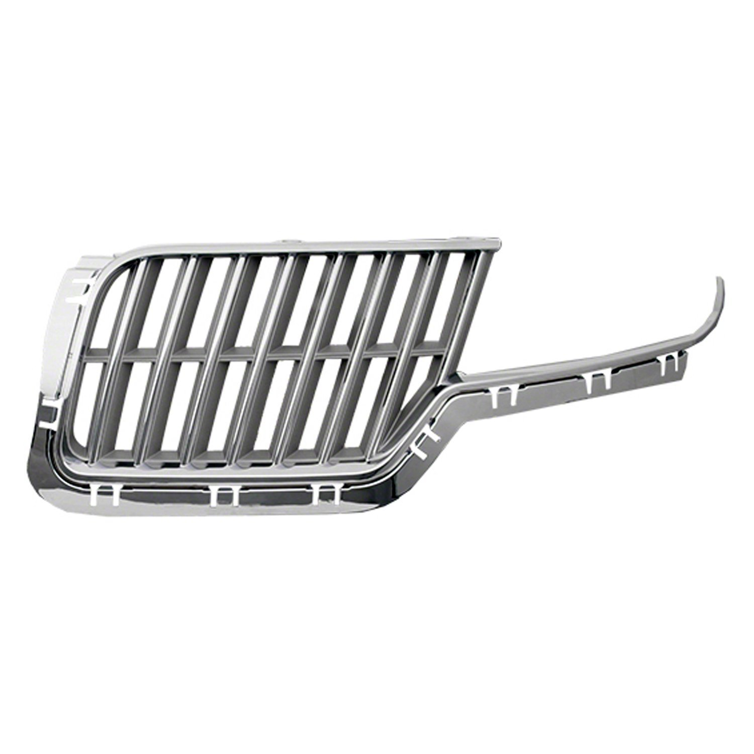Chrome Front Grille Assembly for 2010-2012 Lincoln MKZ FO1200544