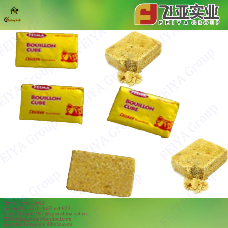 10g/pc Chinese Condiment Chicken Stock Cubes