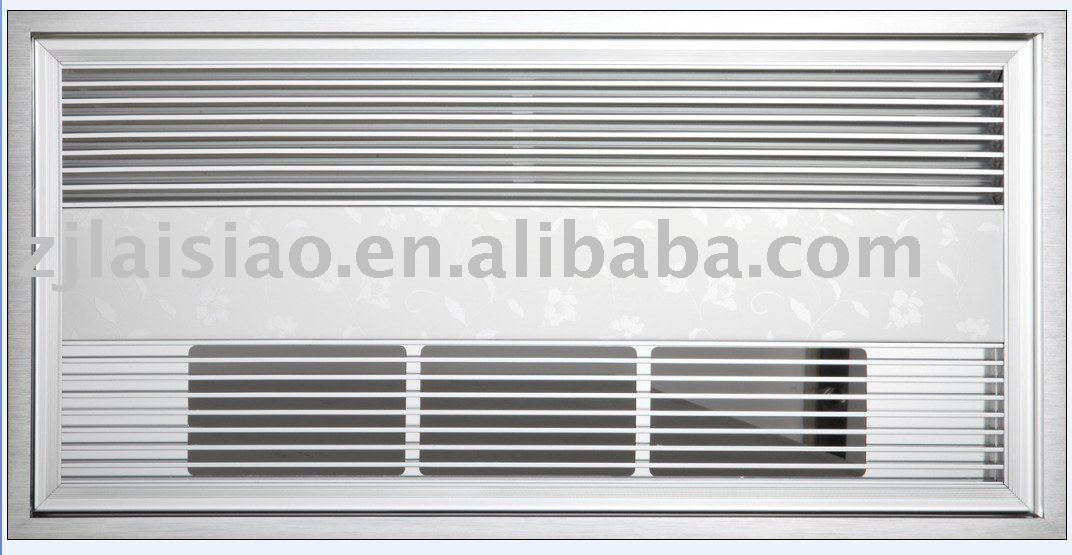 integrated ceiling exhaust fan (S)DD600-3