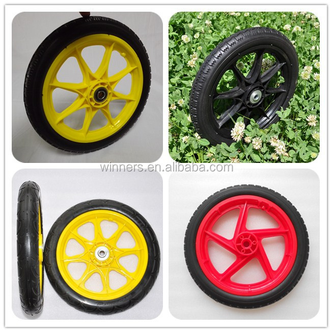 20 Inch Complete Plastic Bike Wheels Rims Buy Front And Rear