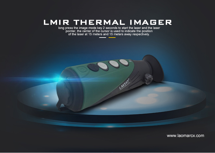 LMIR Affordable infrared camera thermal imager used in outdoor for hunting