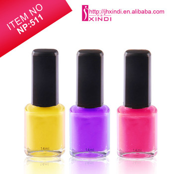 Nail Polish No Label With Private