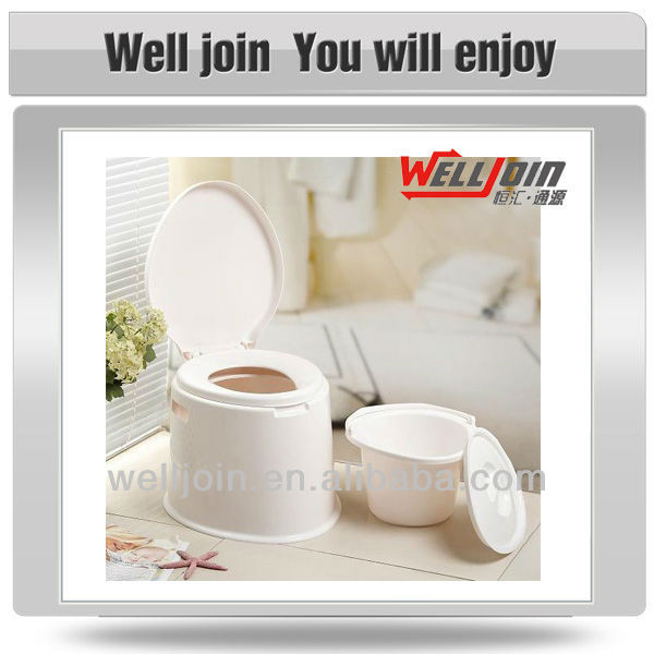Plastic Portable Outdoor Toilet Camp,Travel Hospital USE