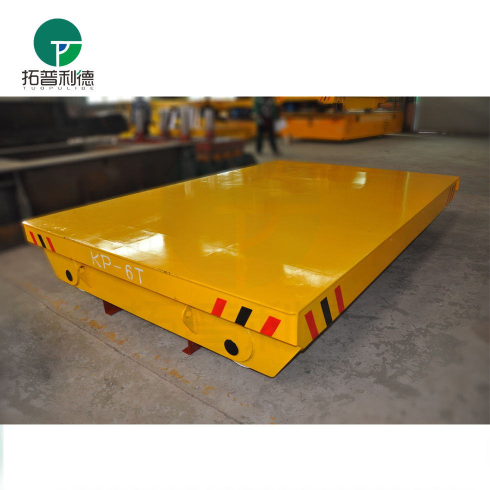 Best selling steel coil transport customized dolly trailers for sale
