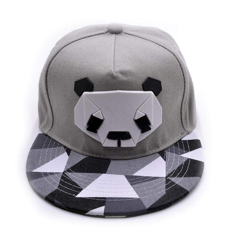 916cb50c Funic Clearance Sale Women's Sports Baseball Caps Panda Shape Snapback Golf Caps  Hip-Hop Hats