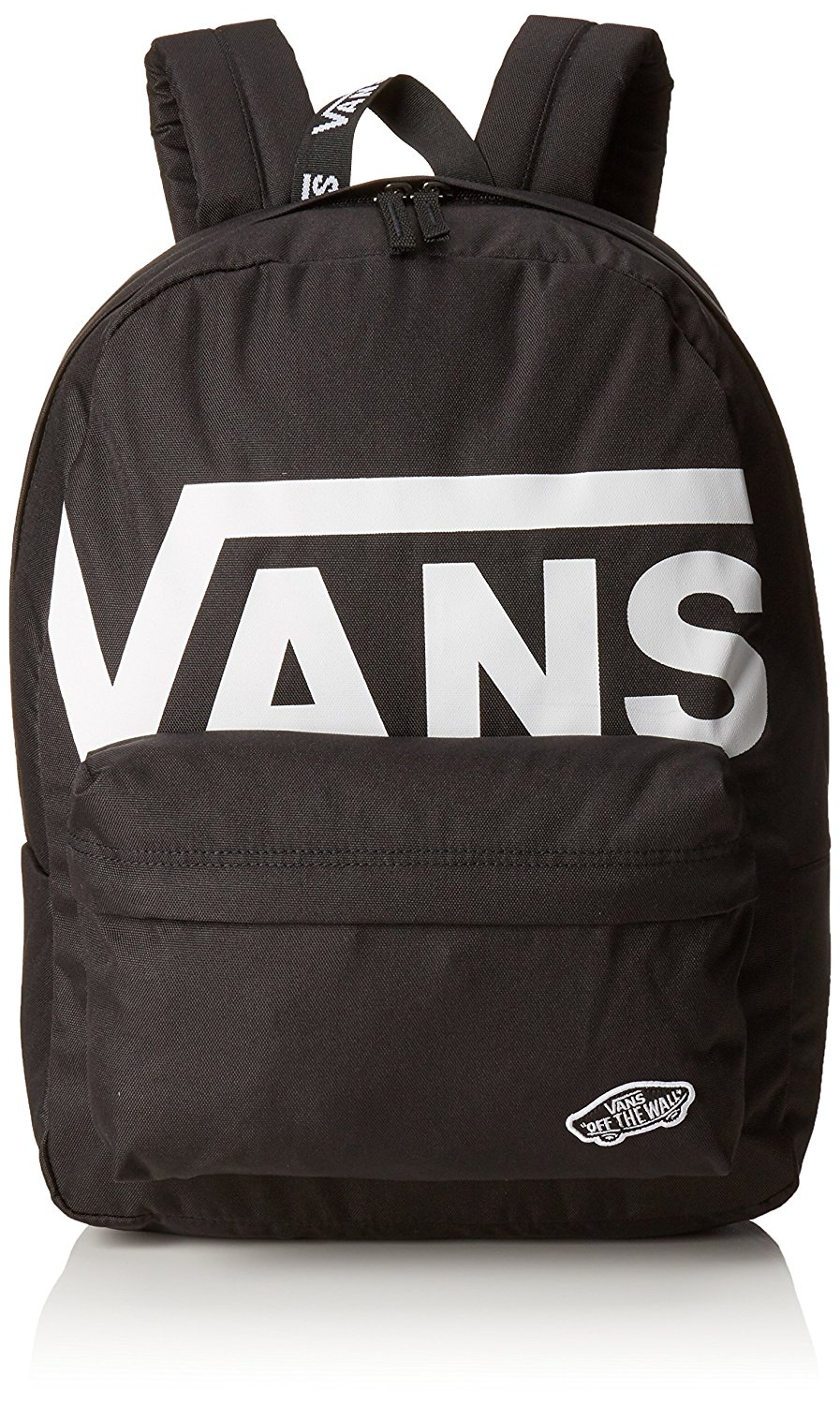 Get Quotations · Vans Black Realm Sporty Womens Backpack (Default  c1cf374e231b