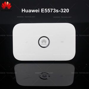 Original Unlock Huawei E5573 150mbps 4G LTE WiFi Router with 1500mAh  Battery Mobile WiFi with Antenna Port (e5573s-320)