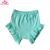 Summer Infant Toddler Ruffle Gracie Diaper Cover Shorties Cotton Baby Girls Ruffle Bummies
