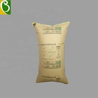 Transportation Protection Void Fill Kraft Paper Air Dunnage Bag Heavyweight Industrial Dunnage Bags