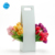 Pure Color Portable Flower Basket Folded Paper Flower Packaging Gift Box Wedding Home Decoration Waterproof Florist Box