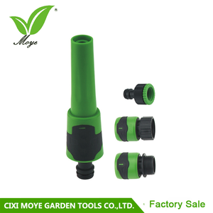 Manufacturer Directly High Quality abs hose pipe nozzle