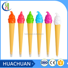 novelty ice cream ball pen for kids