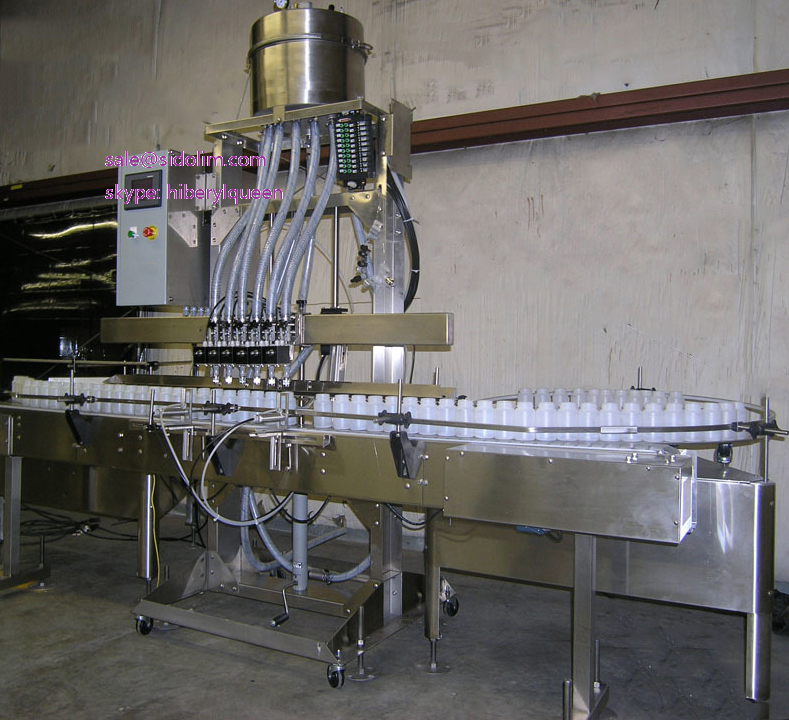 filler, filling equipment, filling machine for water , oil and others