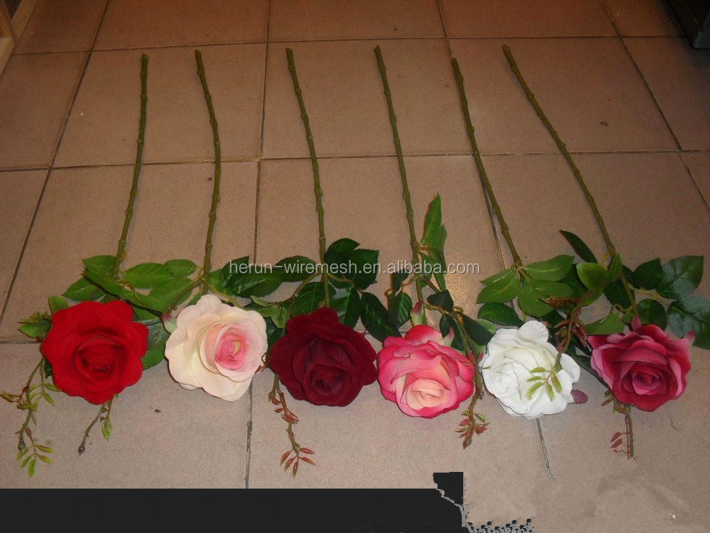 Paper covered craft wire - Wholesale For Craft Wire Paper Covered Stem Wire Floral Wire