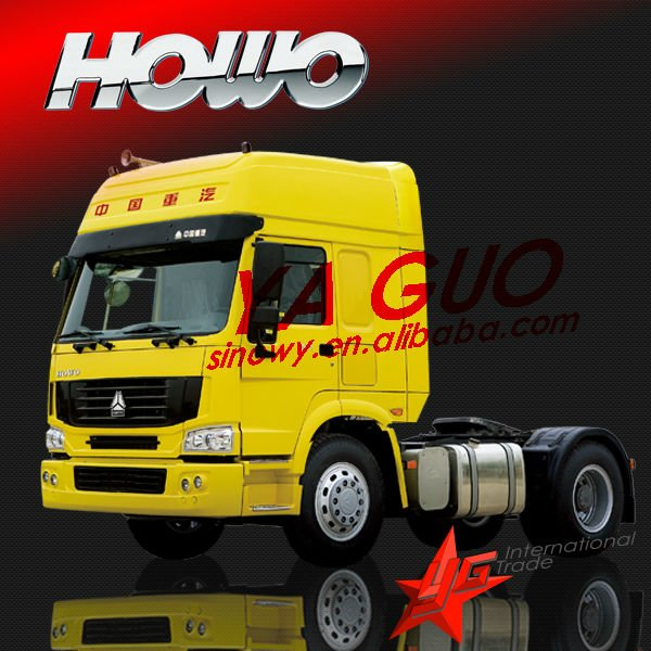 howo better than hino trailer head truck tractor head