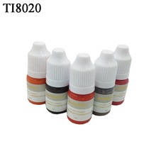 Tattoo Supply Groothandel 8 ml Hoge Kwaliteit <span class=keywords><strong>Professionele</strong></span> Beste Microblading Pigment <span class=keywords><strong>Inkt</strong></span> Microblading Pigment Wenkbrauw
