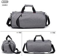 Wholesale High Quality Waterproof Sports Travel Gym Bag With Shoes Compartment