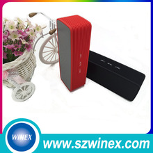 2017 Hot selling dual speaker and heavy subwoofer wireless Bluetooth audio for convenient call