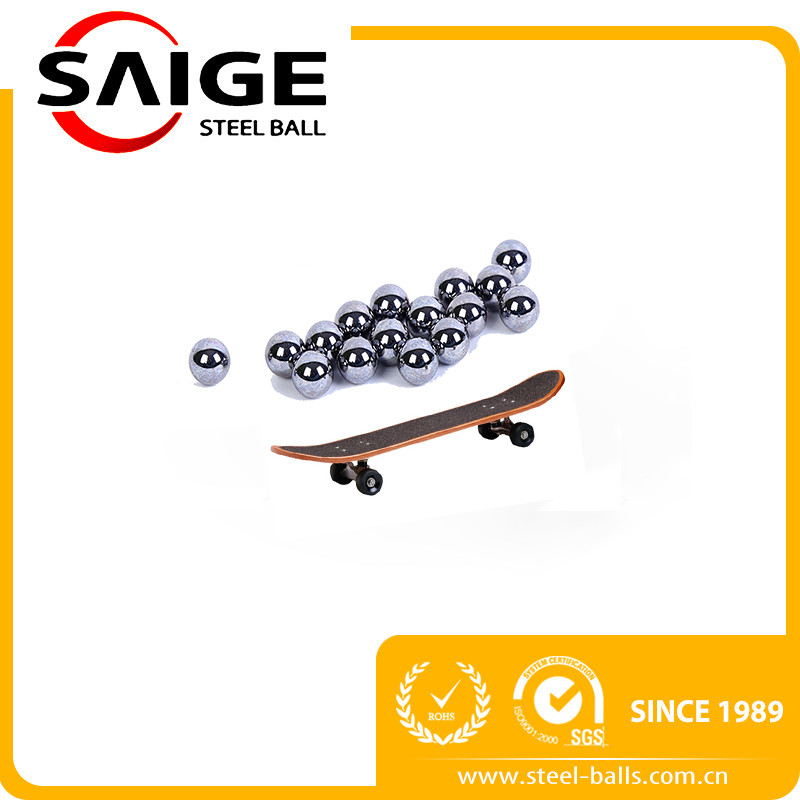 SAIGE brand 6mm steel bb aisi1010/1015 carbon ball for whole sale