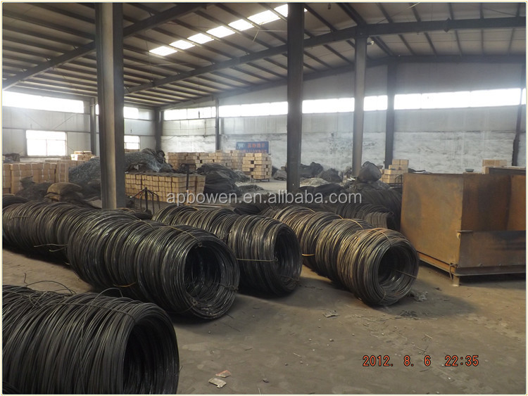 Hot Sale High Quality Hebei Iron Wire/black Annealed Wire/binding ...