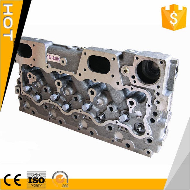 High quality diesel engine E3304 excavator parts cylinder head E3304 1N4304