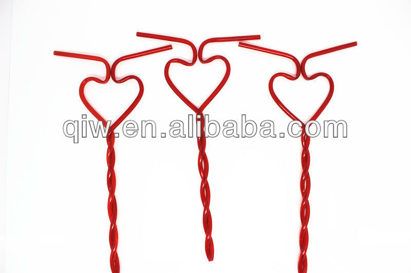 Pvc Shape Straws