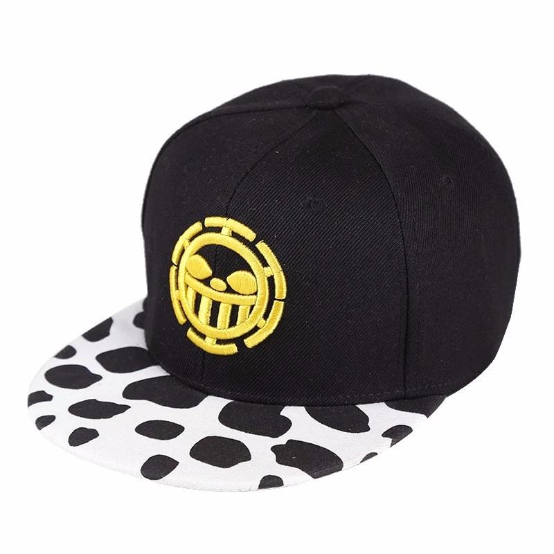 थोक फैशन बेसबॉल टोपी कस्टम धातु लोगो Snapback सलाम