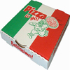 2017 Cheap Price Corrugated Pizza Boxes,Rectangular Pizza Box With Printed Logo