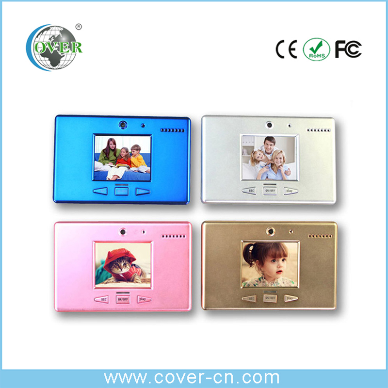 2017 Promotional gifts digital video recorder,custom video memo,Video message recorder