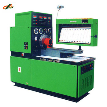 Bd960ccit Sel Fuel Injection Pump Test Bench