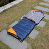 wholesale sleeping bag hollow fibre sleeping bag envelope SB354