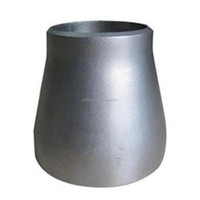 cangzhou factory stainless steel con ecc pipe reducer