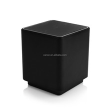 2017 Customized Portable Wireless Magic Square Cube Mini Blue Tooth Bluetooth Speaker with Led Light