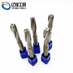Solid Carbide Forming Taps And Dies Threading Tool