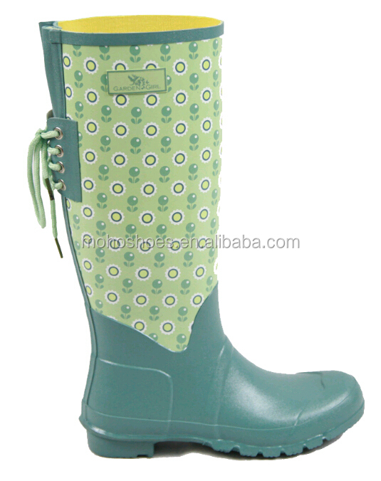 Ladies Boots Women Fashion Rubber Boots Rain Boots For Women Size ...